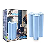 EXCELPURE Coffee Machine Water Filter Replacement,Compatible With Jura Claris Blue 67007, 71311, 71312,Jura Espresso Impressa F8, F7(3 Pack)