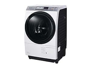 パナソニック 10.0kg ドラム式洗濯乾燥機【右開き】クリスタルホワイトPanasonic エコナビ NA-VX8500R-W