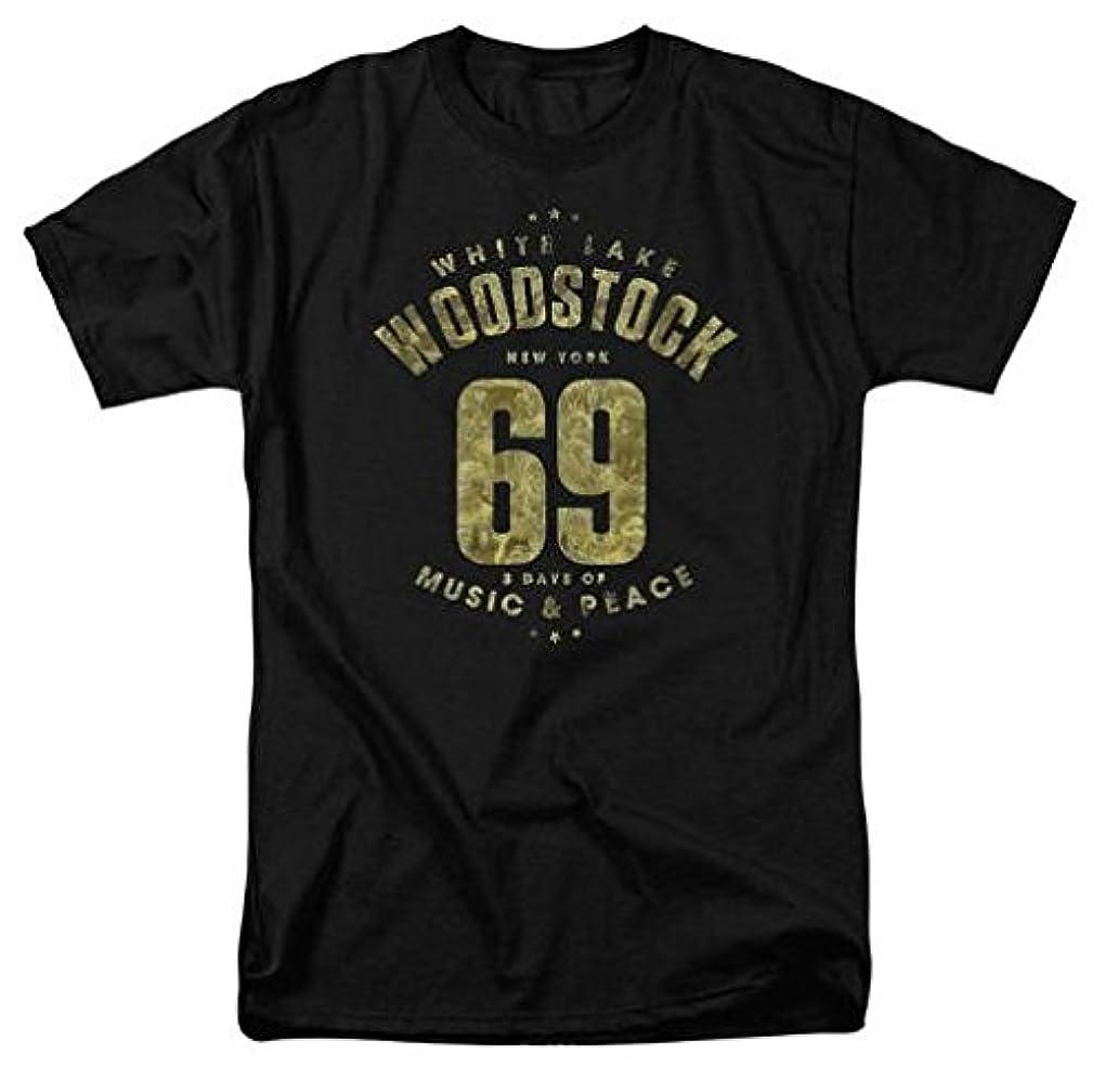 怠惰外交官日曜日ウッドストック Tシャツ WOODSTOCK 69 US正規品 ロックTシャツ バンドTシャツ