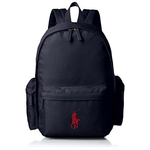 [ポロ ラルフローレン] POLO RALPH LAREN リュックサック Classic Pony Backpack(並行輸入品) 950224(115882) NV (ネイビー)