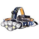 Zenoplige LED ヘッドライト 8灯1500ルーメン