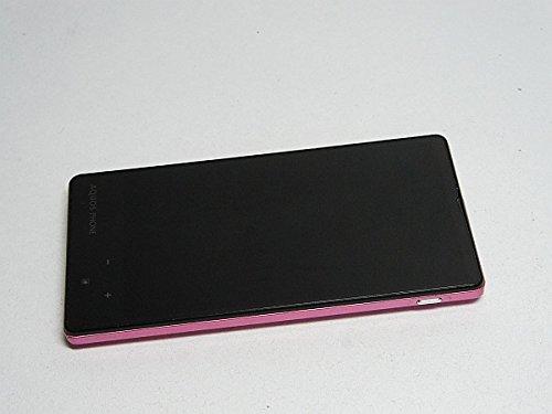白ロム SoftBank AQUOS PHONE 303SH ライトピンク