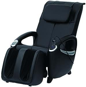 スライヴ マッサージチェア くつろぎ指定席 「アクティブ3D&横回転もみ玉搭載」 ブラック CHD-5530(K)