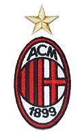 AC Milan Soccer Shieldパッチ