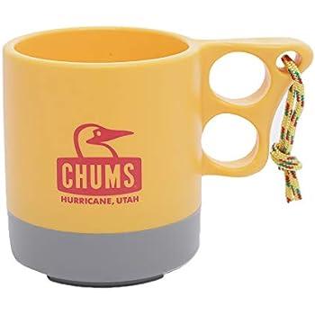 チャムス(CHUMS) 食器 キャンパーマグカップ CH62-1244-Y001-00 イエロー