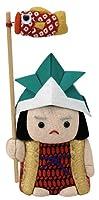 元気くん 木目込み人形 材料セット(手芸材料・人形キット)