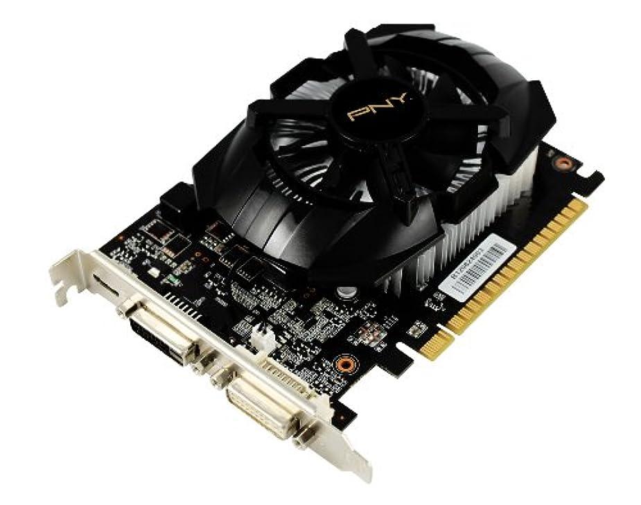 堤防日貞PNY NVIDIA GeForce GTX 650 1 GB gddr5 2dvi / Mini - PCI - Expressビデオカードvcggtx6501 X PB