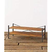 ACME Furniture GRANDVIEW TV SHELF テレビ台 ブラウン journal standard W150×D32×H2cm