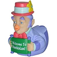 CelebriDucks Wizard of Oz Munchkin Mayor RUBBER DUCK Bath Toy [並行輸入品]