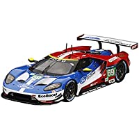 TrueScale Miniatures 1/43 フォード GT #69 ル?マン24時間 2016 LM-GTE Pro 3位 フォード チップ ガナッシ チーム USA 完成品