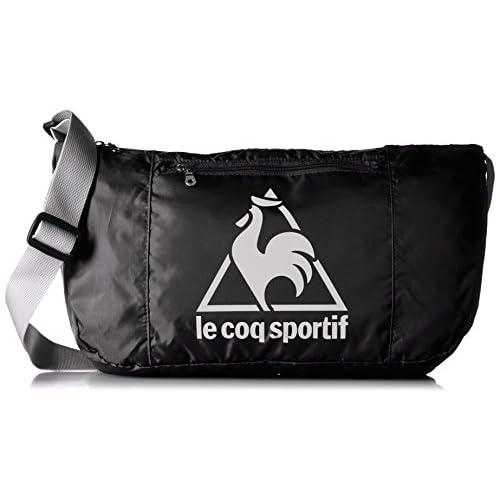 [ルコックスポルティフ] Le Coq Sportif コンパクトショルダーバッグ QA-660155 BLK (BLK)