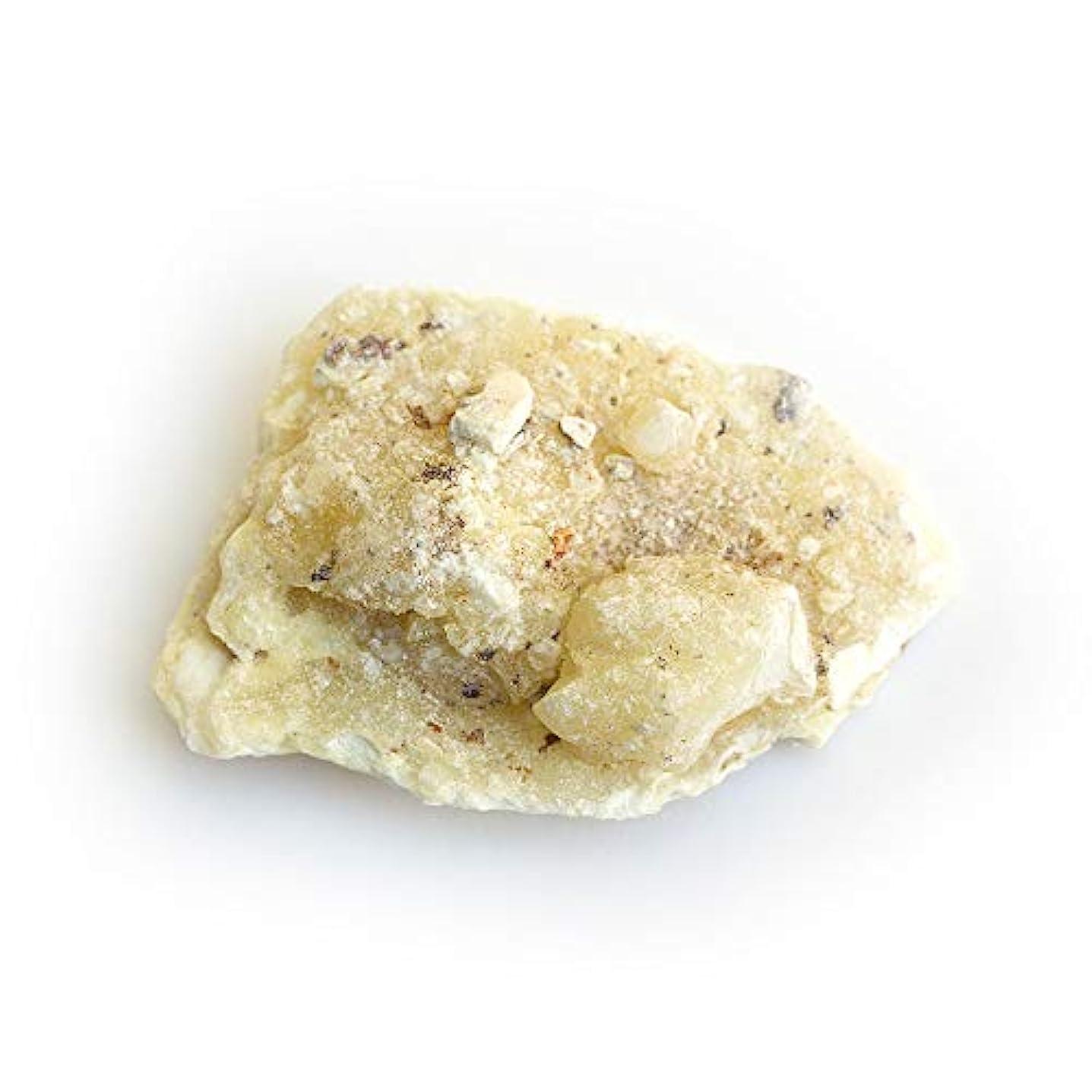上回る吸い込むドームMynagold 有機ホワイトコーパル 聖なるお香 樹脂 45G (1.5オンス)