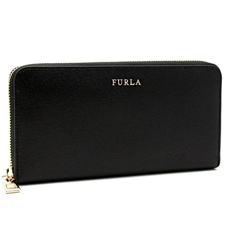 (フルラ) FURLA【BABYLON】 ラウンドファスナー長財布ONYX (ブラック)894748 P PR82 B30 O60 [並行輸入品]