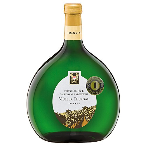 フリッケンホイザー・マルクグラフ・バーベンベルグ ミュラー・トゥルガウ トロッケン Q.b.A. 750ml [ドイツ/白ワイン/辛口/ミディアムボディ/1本]