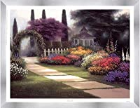Garden Arbor by Egidio Antonaccio–17x 13インチ–アートプリントポスター 17 x 13 Inch LE_47298-F9935-17x13
