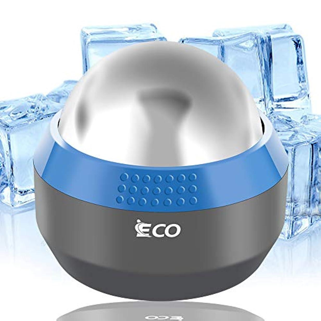 誤メンテナンスブースト冷温マッサージボール 冷温対応 筋肉の柔軟性向上 運動後の快速疲労回復 冷感マッサージによる筋肉の深層までの浸透効果