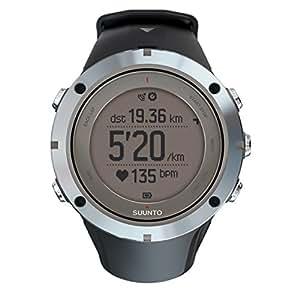 スント(SUUNTO) 腕時計 アンビット3 ピーク サファイア 10気圧防水 GPS 気圧/高度/方位/速度/距離計測 [日本正規品 メーカー保証2年] SS020676000