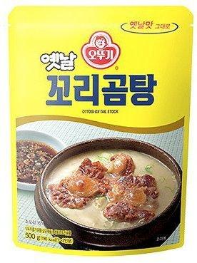韓国 レトルトスープ オットギ テールスープ 500g