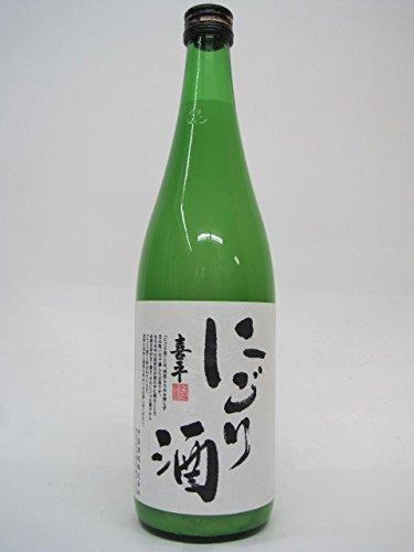 『喜平 にごり酒 小瓶 720ml』のトップ画像