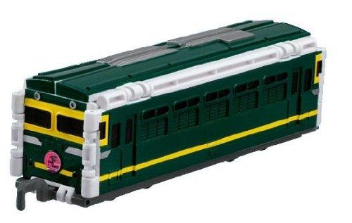 VooV(ブーブ) VL01 トワイライトエクスプレス 〜 N700系新幹線のぞみ