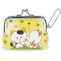 3丁目のタマ 財布 がま口 タマ&フレンズ イエロー RM-4926