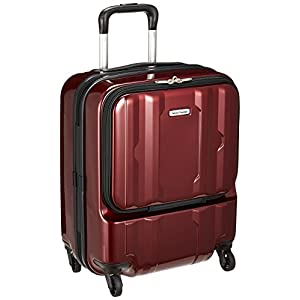 [ワールドトラベラー] スーツケース ペンタクォーク3 機内持込可 32.0L 46cm 3.5kg 05628 10 ワインレッド