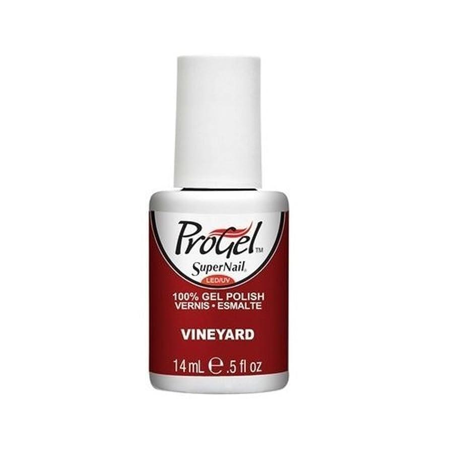 インターネット病な技術者SuperNail ProGel Gel Polish - Vineyard - 0.5oz / 14ml