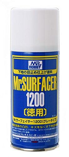 Mr.サーフェイサー1200スプレー 170ml B515
