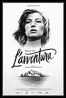 L'Avventura Monica Vitti FRIDGE マグネット 6x8 イタリア映画ポスター 2.5x3.5 グレー