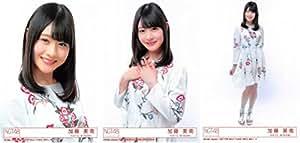 【加藤美南】 公式生写真 NGT48 青春時計 封入特典 3種コンプ
