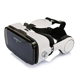 Etech 3D VRメガネ 3D VRグラス 超3D映像効果 4.7~6インチのスマートフォン対応 新型