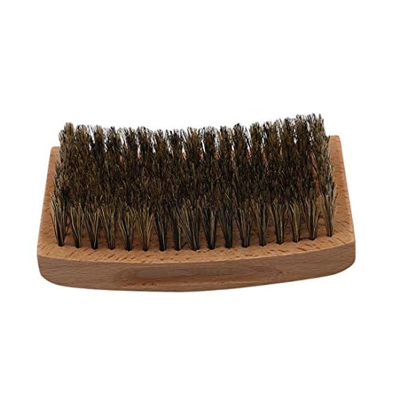 ひねり検出する構想するKLUMA ひげブラシ シェービングブラシ 理容 洗顔 髭剃り 泡立ち 洗顔ブラシ 5#