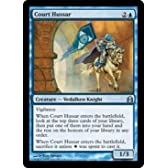 Magic: the Gathering - Court Hussar - Commander by Magic: the Gathering [並行輸入品]