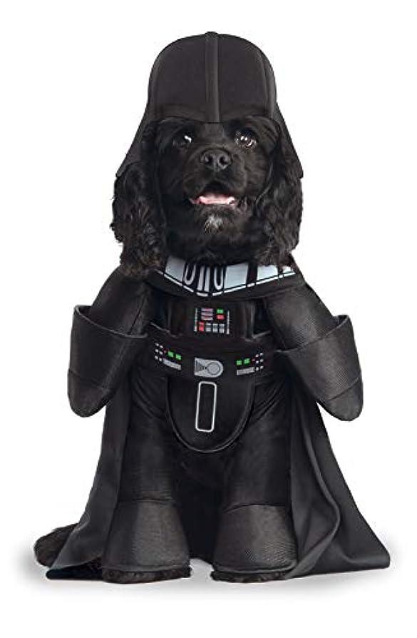 侵入する独特の侵入する犬用ハロウィンコスチューム スターウォーズ ダースベーダーRB885900 (M)