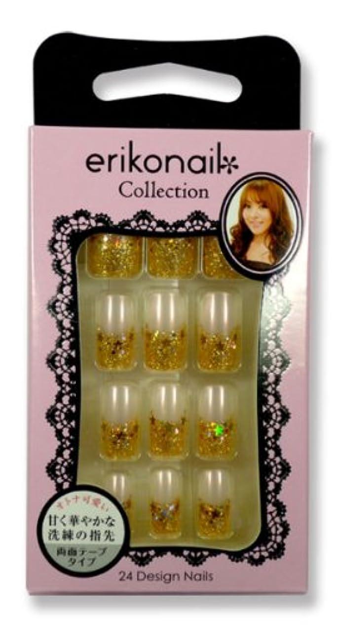 従来のソファー同性愛者エリコネイル コレクション 両面テープ タイプ EK-3