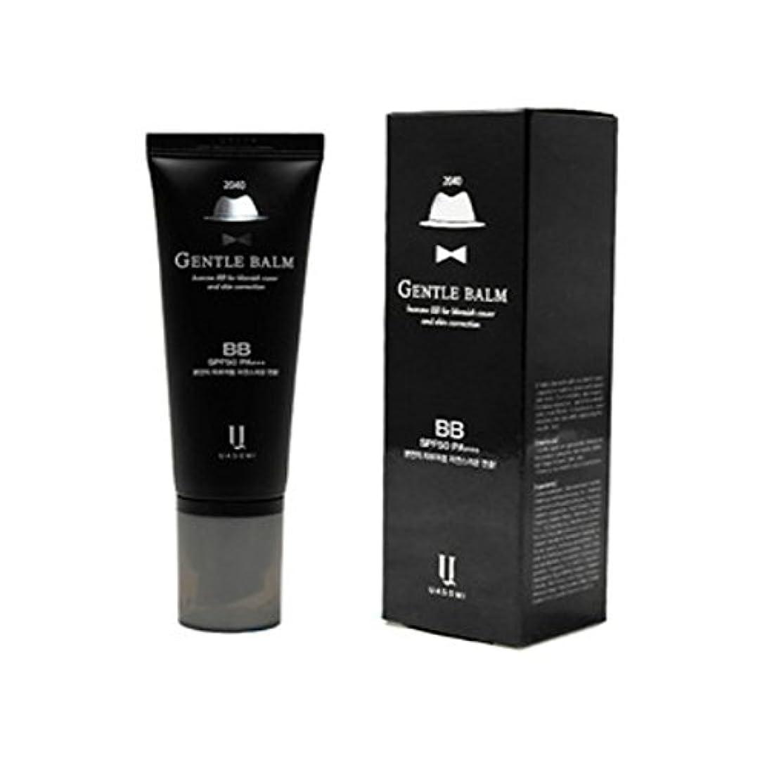 フリッパーオフ冷ややかな(男 BB クリーム 韓国 日焼け止め) homme 2040 BB for blemish cover and skin correction korea beauty Gentle bam SFP50 PA+++