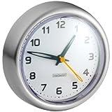 InterDesign Forma Suction Clock