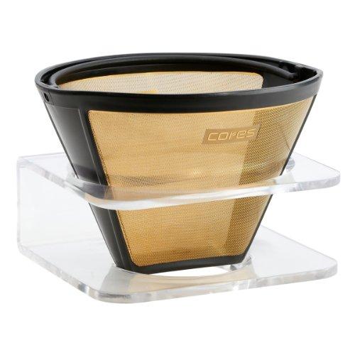 コレス ドリッパー ゴールドフィルター コーヒー 1-10カップ用 C280