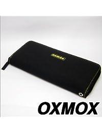 OXMOX(オックスモックス) カラー COLOR ラウンドジッパー長財布 イエロー
