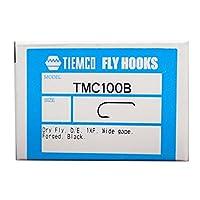 ティムコ(TIEMCO) Q100 TMC100B ブラック #10