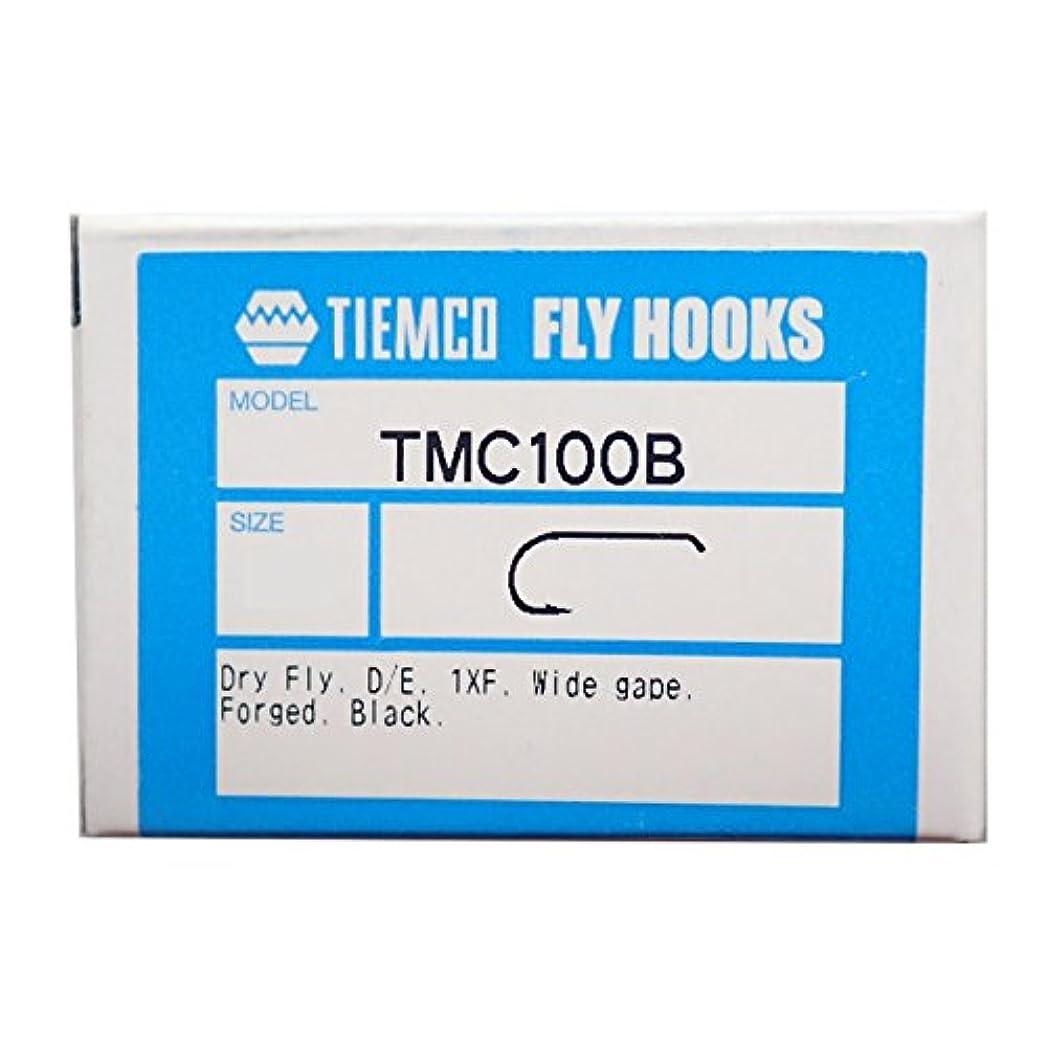 対立窓を洗う勃起ティムコ(TIEMCO) Q100 TMC100B ブラック #14