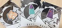 KEYTALK ワッペンステッカー ロゴ/八木/義勝