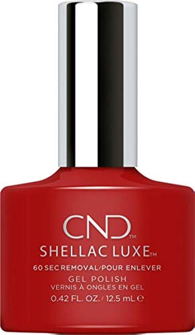 CND Shellac Luxe - Brick Knit - 12.5 ml / 0.42 oz