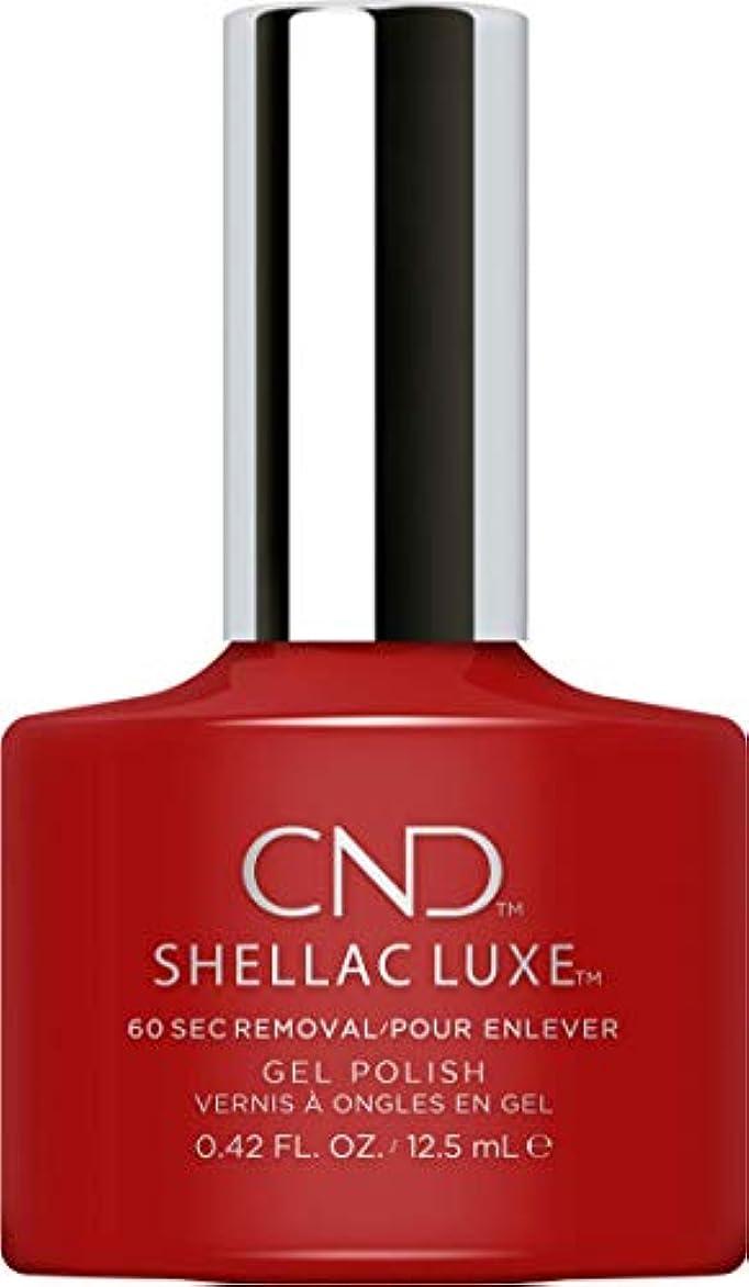 計器並外れて結果CND Shellac Luxe - Brick Knit - 12.5 ml / 0.42 oz