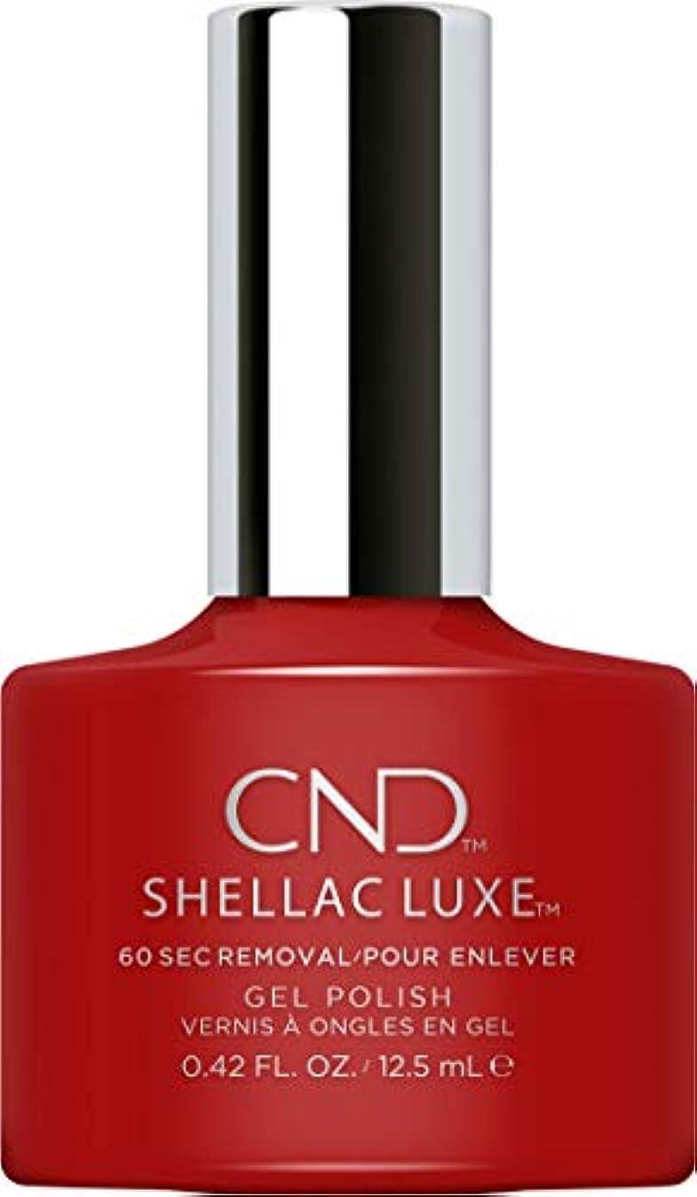 地球グリーンランド種類CND Shellac Luxe - Brick Knit - 12.5 ml / 0.42 oz