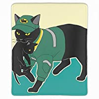 デザイン マウスパッド 滑り止め 黒猫配達員 クロネコ