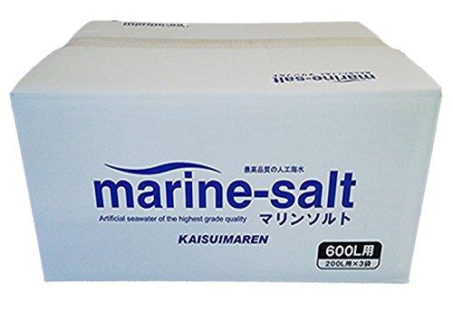 マリンソルト 人工海水 600L用 (600)