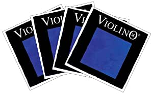PIRASTRO VIOLINO ヴィオリーノ 4/4バイオリン弦セット (E線ボールエンド)
