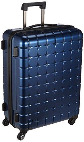 プロテカ スーツケース PROTeCA プロテカ サンロクマル 360エス メタリック キャリーケース 61L Mサイズ 軽量 5~6泊 360s METALLIC ジッパー 旅行 軽量丈夫 4輪 02723 エース ACE ネイビー 03