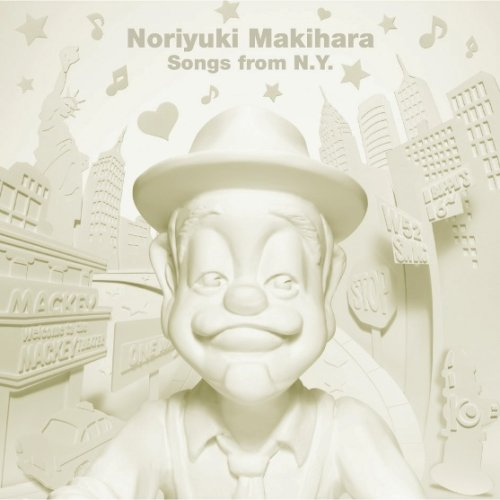 Noriyuki Makihara Songs from N.Y.(DVD付)